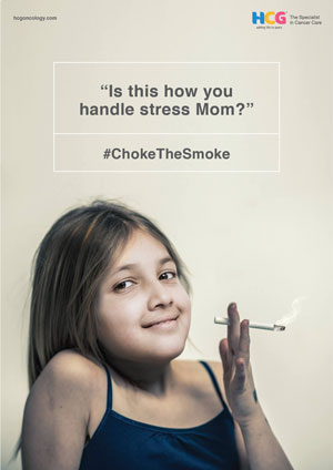 HCG - Anti-Smoking Campaign